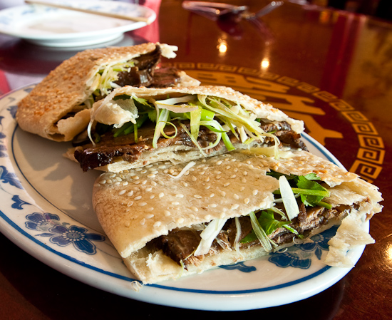 Pao's Mandarin House - Shao Bing with Beef