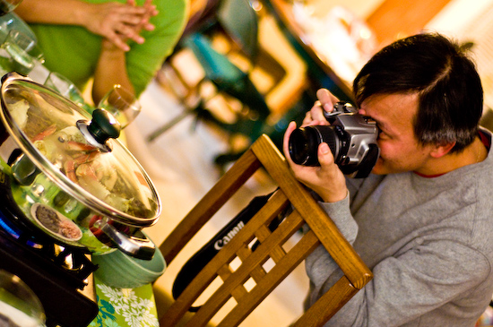 House of Annie - Nate Photographs the Hot Pot Cioppino