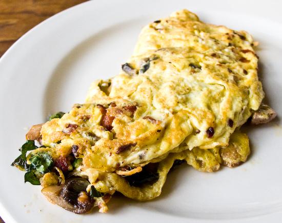Acapulco - Sunday Brunch Omelet