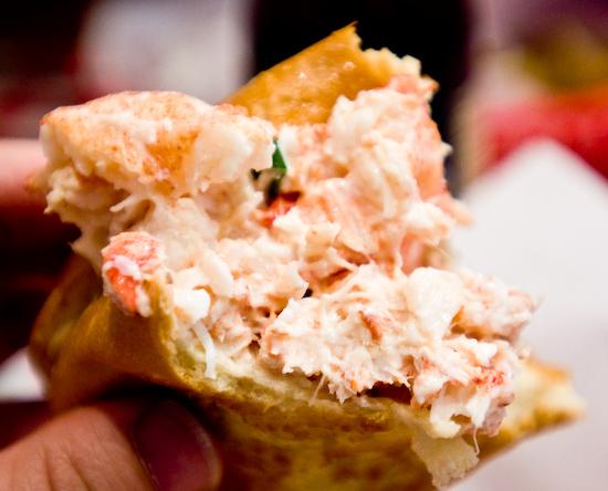 Old Port Lobster Shack - Lobster Roll