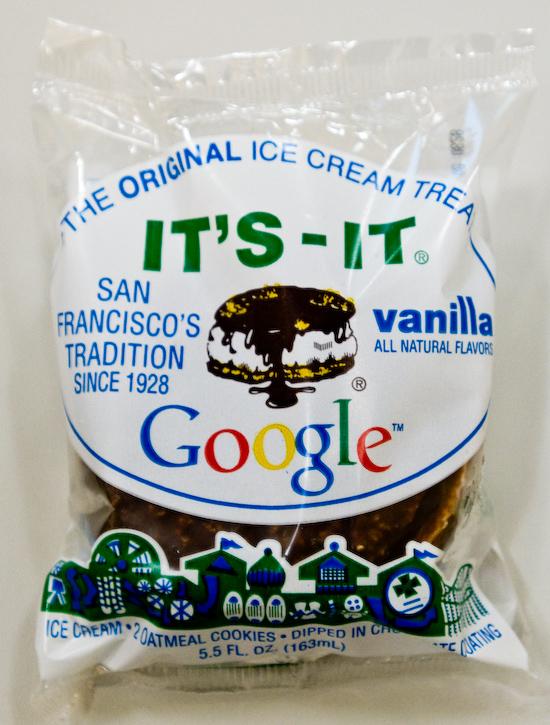 Google-branded It's It