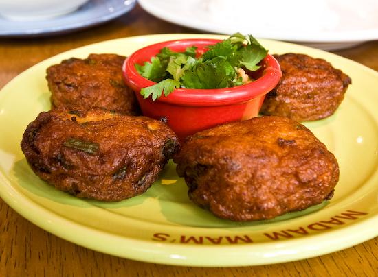 Madam Mam's Thai Cuisine - Spicy fish balls