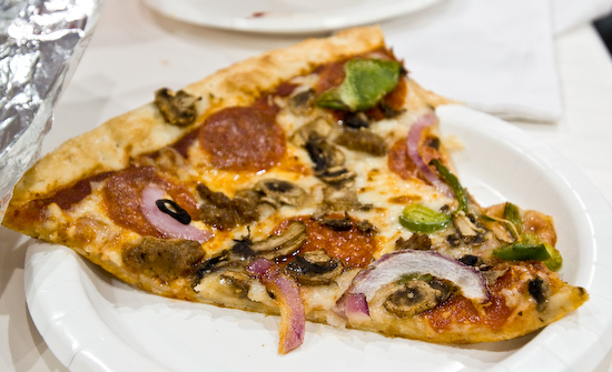 Costco - Combination Pizza