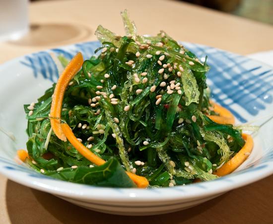 Banzai - Seaweed Salad