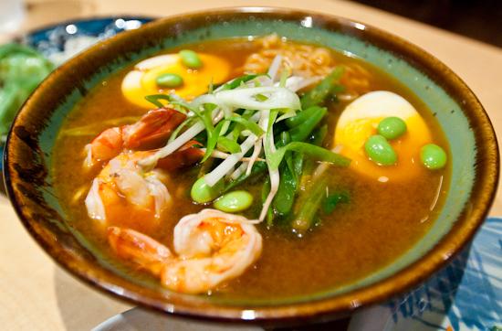 Banzai - Shrimp Ramen