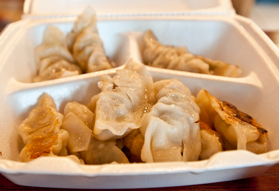 Tapioca House - Pot Stickers