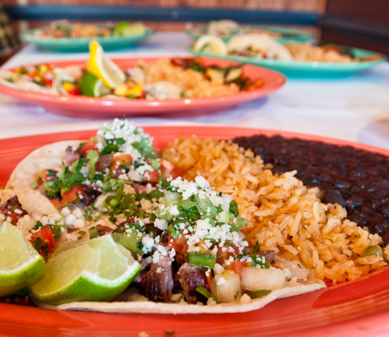 Rio Grande Mexican Restaurant - Platters