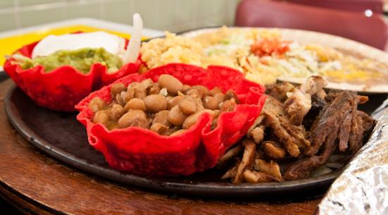 Taco Cabana - Mixed Fajita Skillet