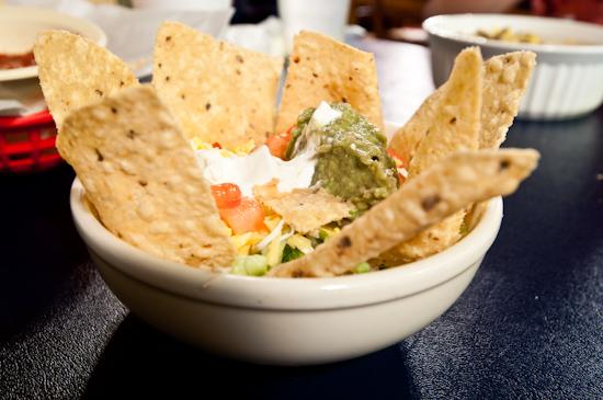 Manna From Heaven - Taco Salad