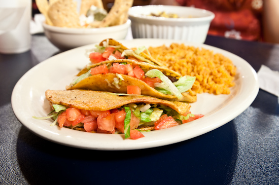 Manna From Heaven - Beef Tacos