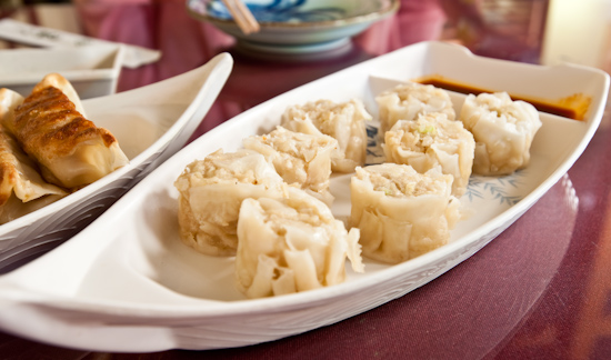 Shogun Sushi - Crab Shumai