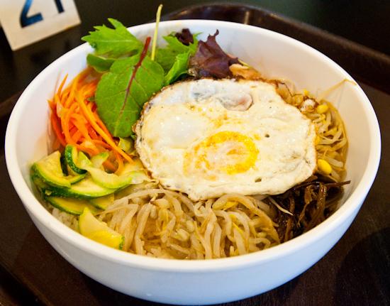 Manna Korean Restaurant - Bibimbap