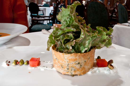 The Driskill Grill - Bella Verdi Green Salad
