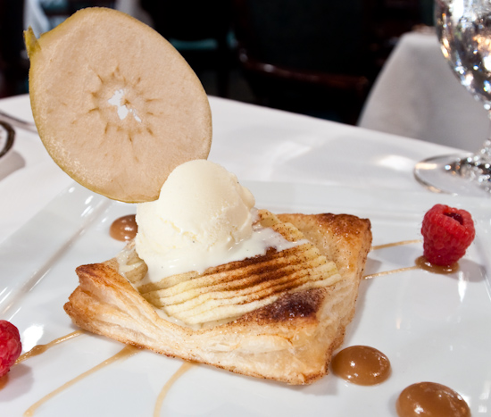 The Driskill Grill - Apple Tart