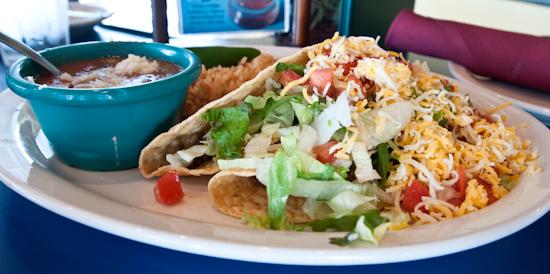 Serrano's - Taco Grandes