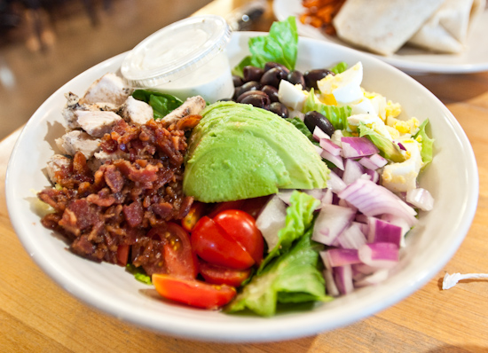 Central Market Cafe - Cobb Salad
