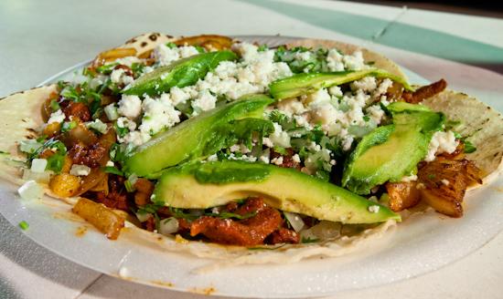 Taqueria Star - Tacos Al Pastor Special
