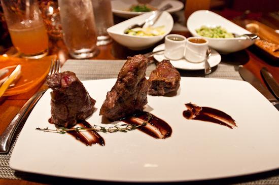 Loncito's Lamb Chops