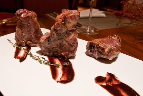 TRIO - Loncito's Lamb Chops