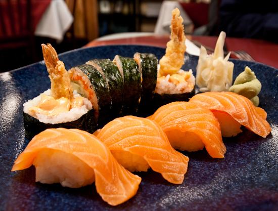 Shogun Sushi - Sake Nigiri, Rock & Roll