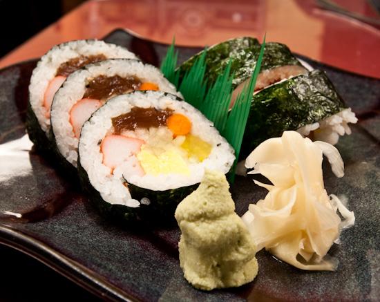 Shogun Sushi - Futomaki