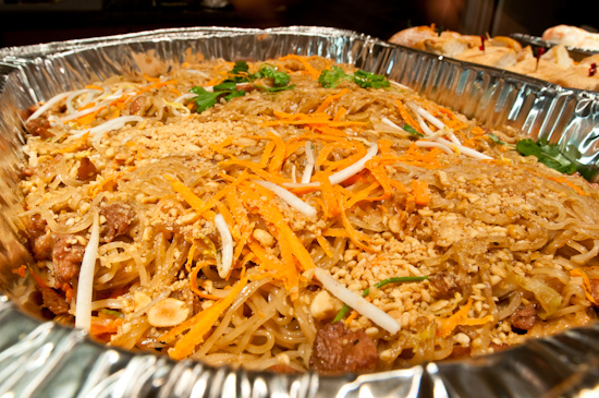 Me So Hungry - Pad Laos Noodles