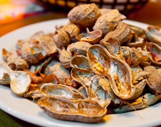 Texas Roadhouse - Peanut Shells