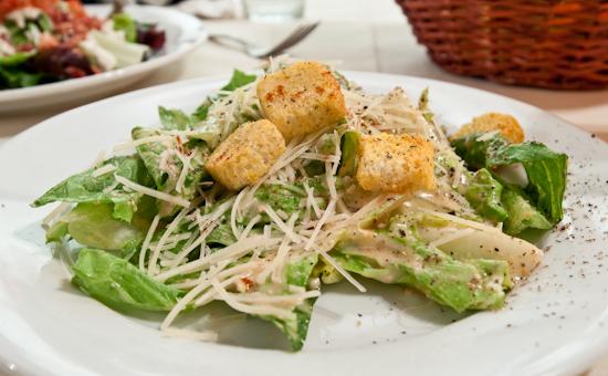 Bordeaux's - Caesar Salad