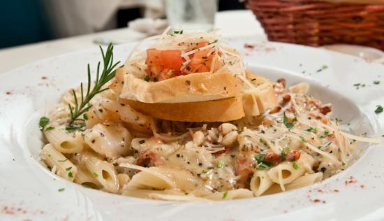Bordeaux's - Deep Sea Pasta