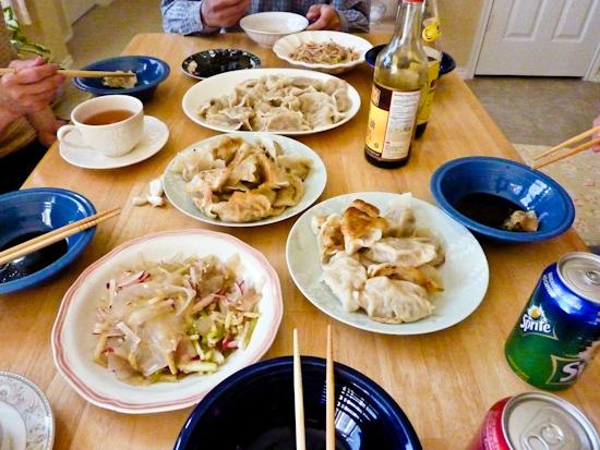 Dumpling Lunch