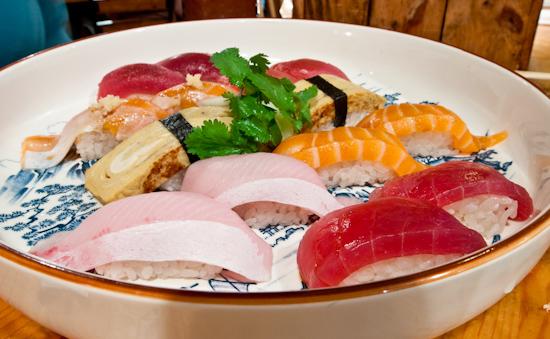 Musashino Sushi Dokoro - Assorted Nigiri