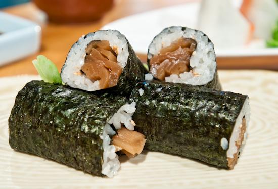 Musashino Sushi Dokoro - Kampyo Maki