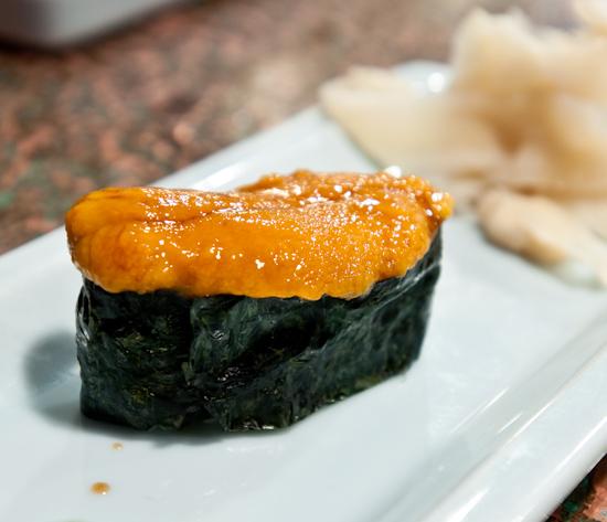 Musashino Sushi Dokoro - Uni