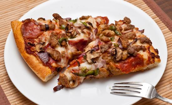 Pizza Hut Leftovers