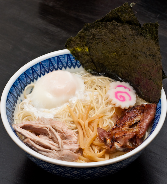 Homemade Ramen