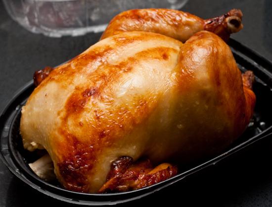 HEB Honey-Mesquite Roast Chicken