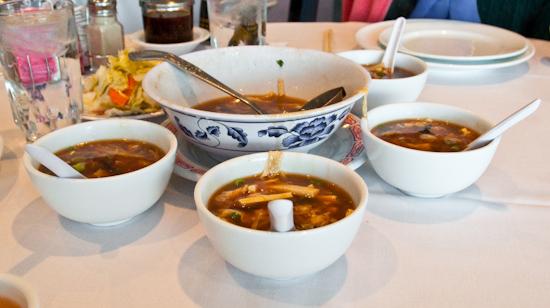 Yang Chow - Hot & Sour Soup