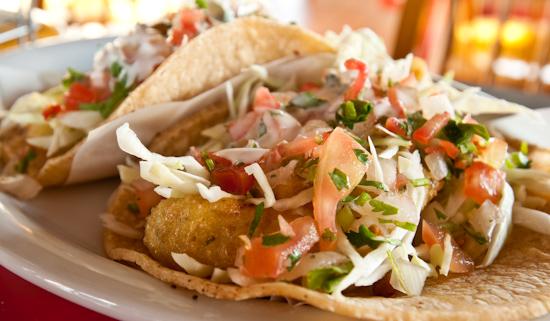 El Pescador - Fish Tacos