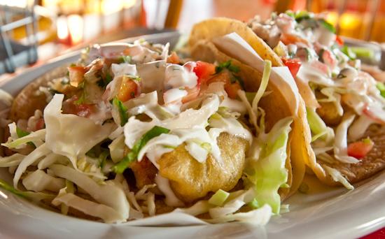 El Pescador - Shrimp Tacos