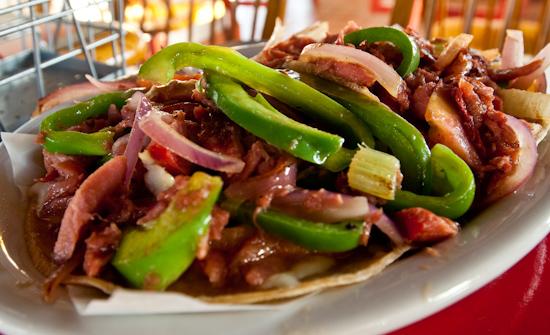 El Pescador - Sword Fish Tacos