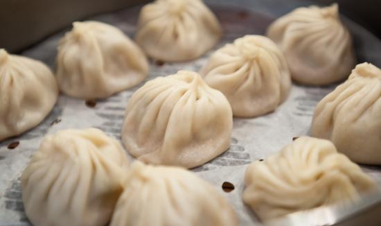 Din Tai Fung - Xiaolong bao (Juicy Pork Dumplings)