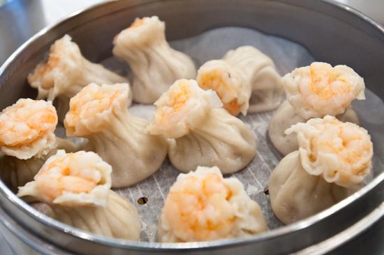 Din Tai Fung - Shrimp and Pork Shaomai
