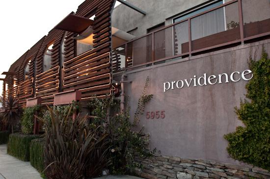 Providence - Exterior