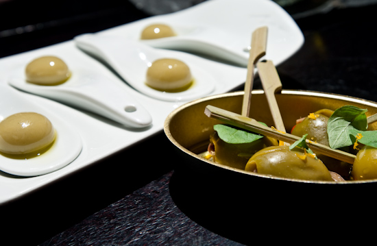 The Bazaar By Jose Andres - Olives