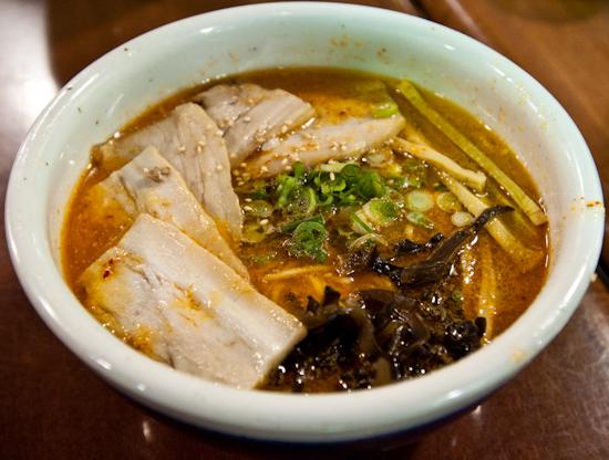 Santouka Ramen - Spicy Miso Ramen