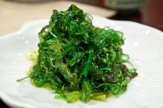 Ryu of Japan - Seaweed Salad