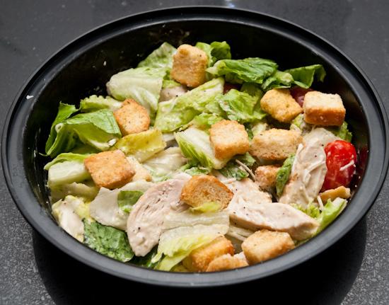 Costco - Chicken Caesar Salad