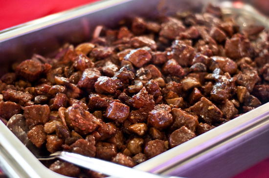 Fortune Chinese Seafood Restaurant - Beef with Mushrooms