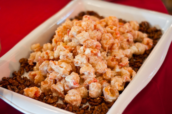 Fortune Chinese Seafood Restaurant - Honey Walnut Shrimp