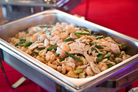 Fortune Chinese Seafood Restaurant - Chicken & Shrimp with Snap Peas